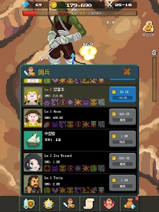 Idle Ship Heroes-clicker game MOD (Unlimited Money/Free Upgrade) 9