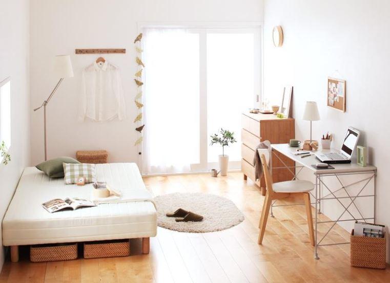 Lưu ý khi thiết kế phòng ngủ phong cách Hàn Quốc - Nội Thất Hòa Phát