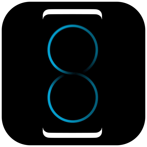 S8 Rounded Corners Apps (apk) free download for Android/PC/Windows