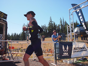 Photo: 3rd place finisher Ryan Bak