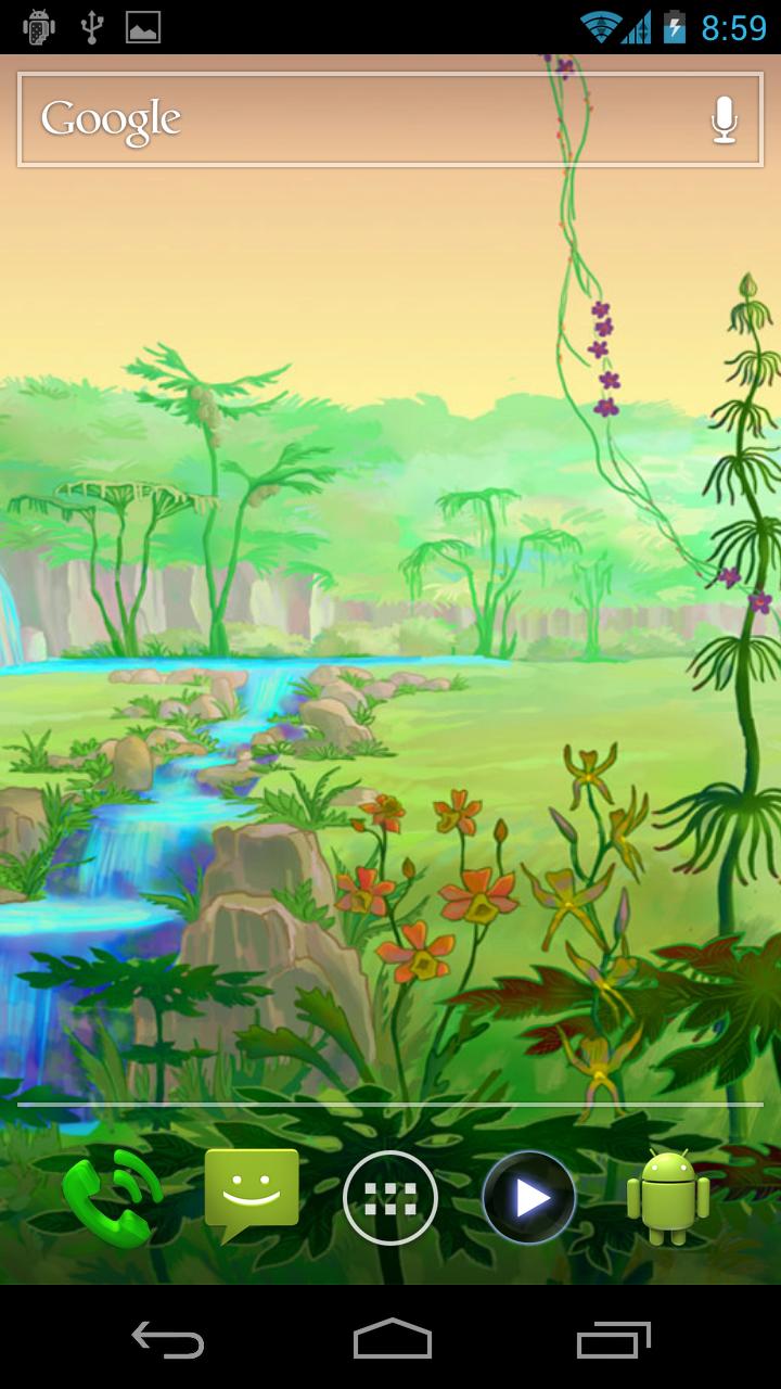 Скриншот Заповедные джунгли