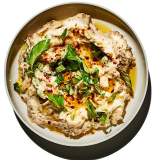 Smoky Eggplant Dip Recipe
