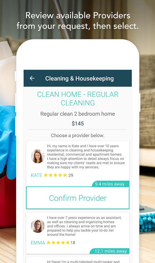 Takl - Home Services On Demand- screenshot