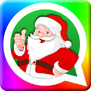Christmas Sticker for Whatsapp Sticker Pack
