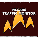 LCARS Traffic Monitor Icon