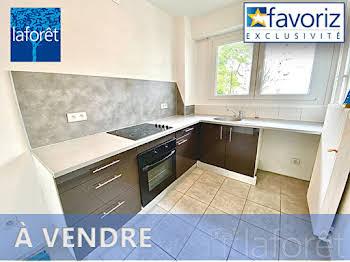 Appartement 2 pièces 48,48 m2
