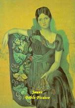 Photo: jaune-Pablo Picasso