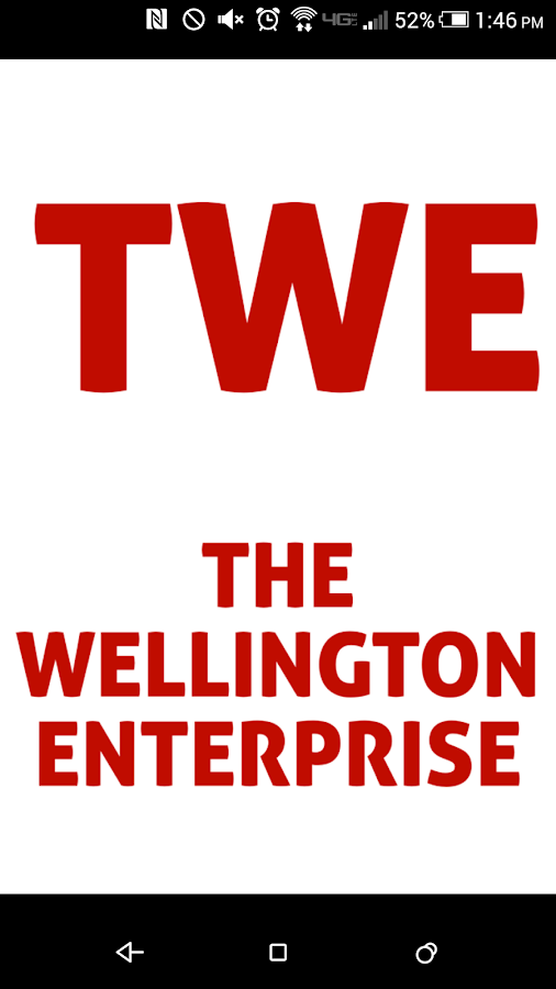 Wellington Enterprise- screenshot