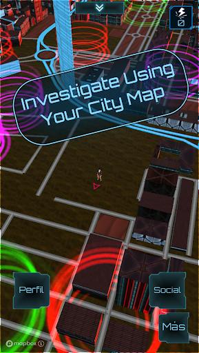 Zzoner - GPS Survival Game screenshot 1
