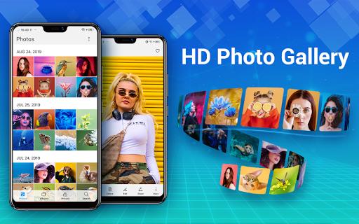Photo Gallery - Photo Album Vault & Photo Editor screenshot 1