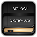 Biology Dictionary Offline icon