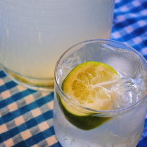 Ginger Lime Cooler