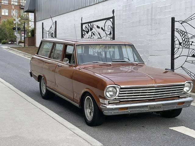 Chevrolet Nova Wagon Hire Atlanta Metro