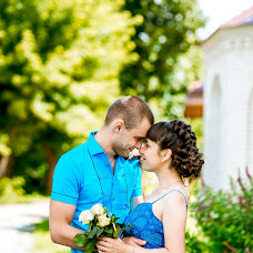 Wedding photographer Ekaterina Biryukova (KatrinaB). Photo of 08.07.2017