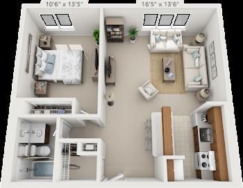 Go to Arden Upgrade Floorplan page.