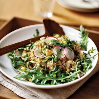 Rice Salad With Orange Dressing Recipes