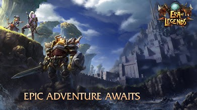 Era of Legends - Fantasy MMORPG in your mobile APK Download for Android