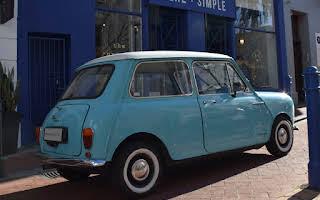 Austin Mk1 Mini Rent Western Cape
