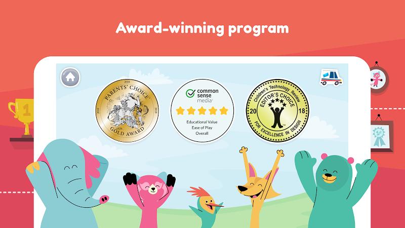 Khan Academy Kids: Free educational games & books Screenshot 5