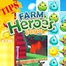 download Tricks farm heroes saga apk