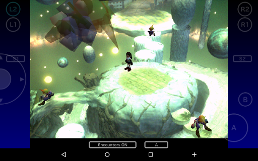 FINAL FANTASY VII - screenshot