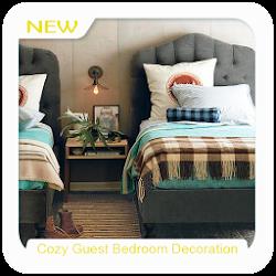 Cozy Guest Bedroom Decoration Ideas