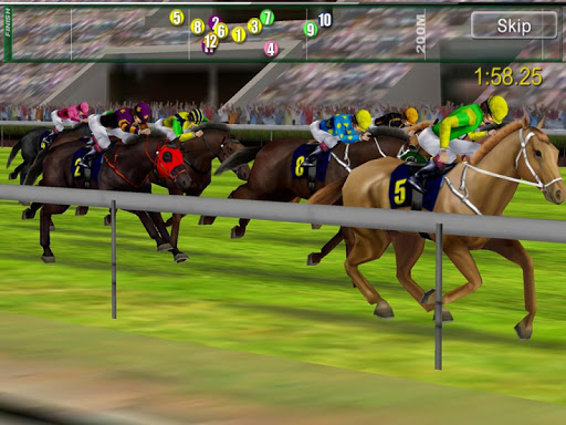 Race horse betting game download blackjack betting strategy hi low