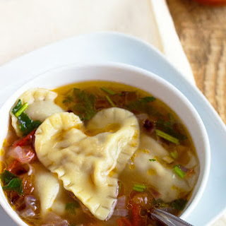 Heart-Warming Beef Dumpling Soup Recipe