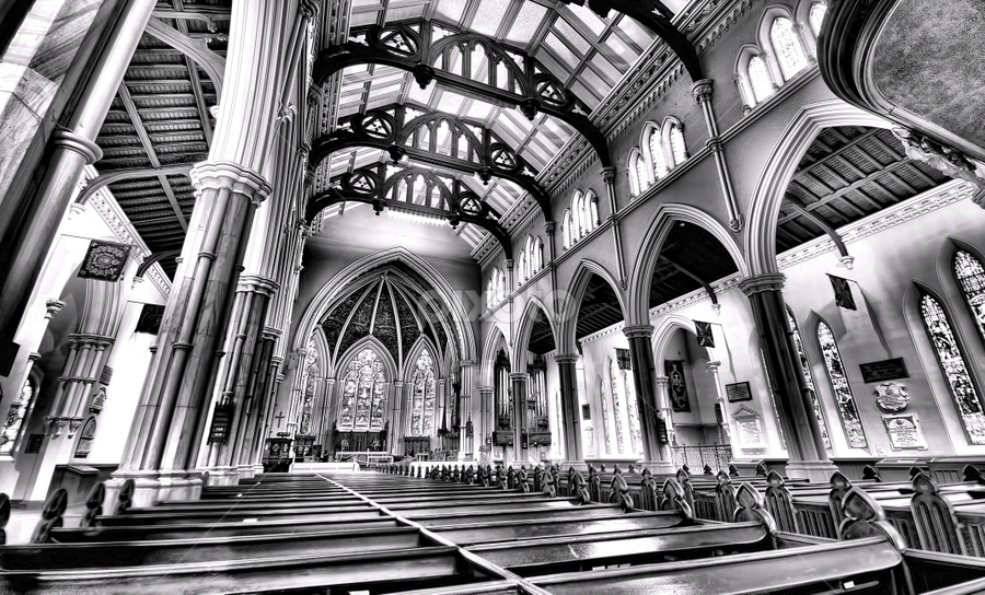 Church in Toronto by Andy Barrow - Buildings & Architecture Places of Worship ( pwcbuilding )