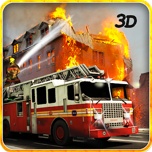Extreme Rescue Fire Truck 3D for PC and MAC