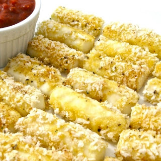 TGI Friday's Mozzarella Sticks Made Skinny
