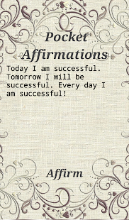 Pocket Affirmations - náhled