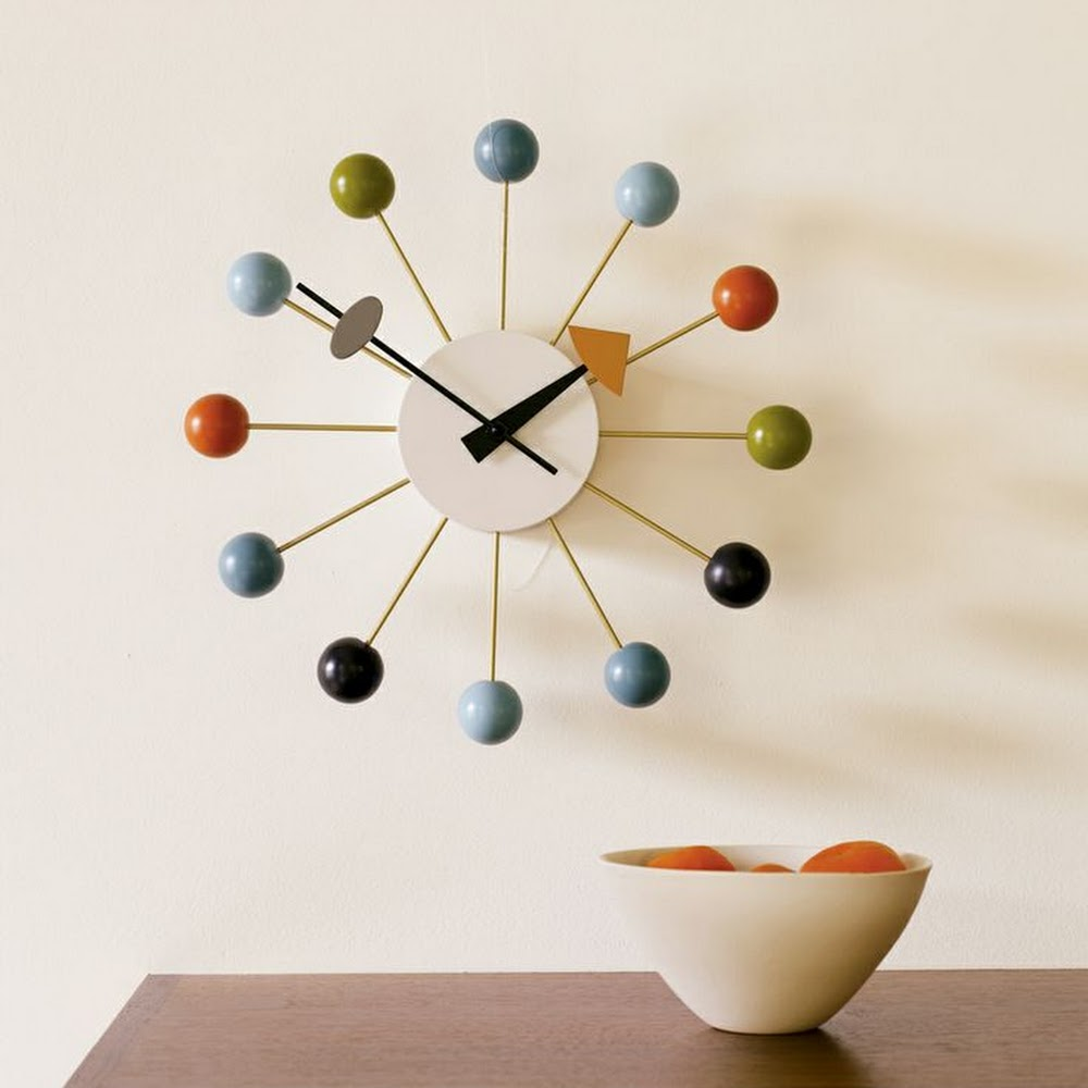 BALL CLOCK | DESIGNER REPRODUCTION