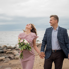 Wedding photographer Natalya Baltiyskaya (Baltic). Photo of 29.06.2018