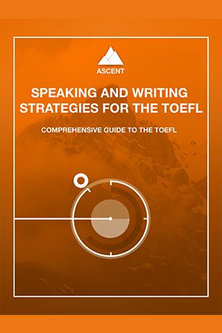Speaking Writing Strategies
