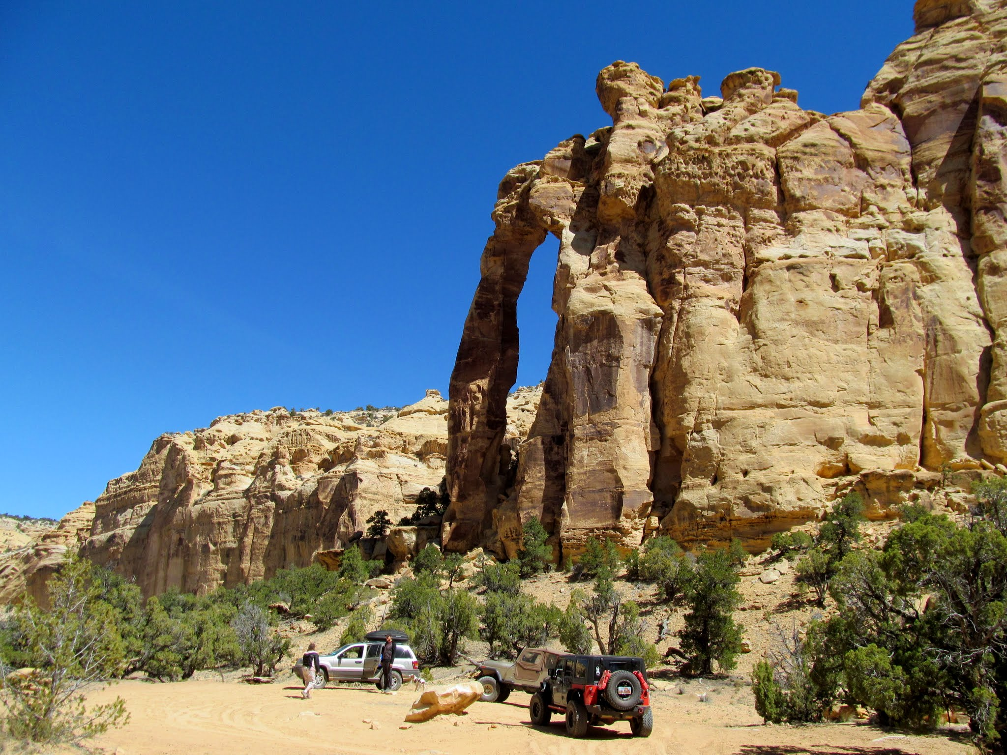 Photo: Eagle Canyon Arch