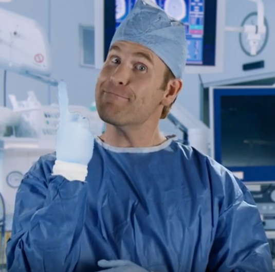 Dr. Mitch
