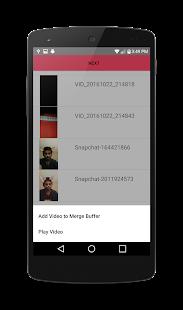Mp4 Merger & Video Merger - náhled