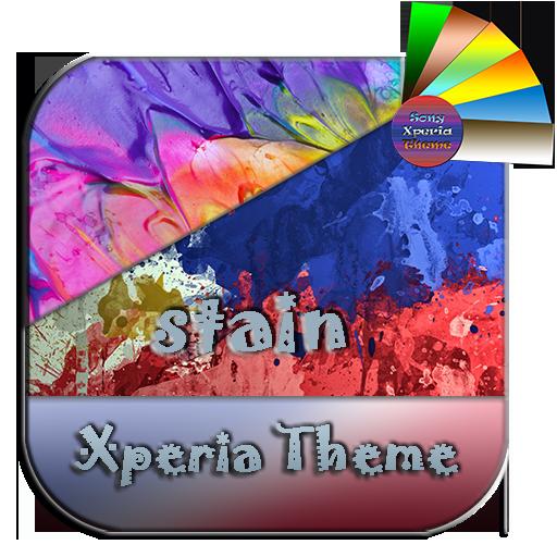stain | Xperia™ Theme