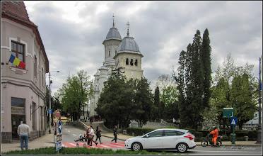Photo: Str. Andrei Şaguna -  vedere din Piata Republicii - 2017.04.12