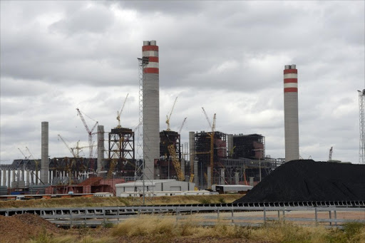 Eskom's Medupi power station. Picture: ARNOLD PRONTO