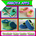 Crochet Baby Boots Ideas icon