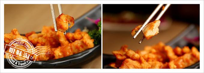 雄出沒岩燒生蠔熱炒餐廳-豆乳雞