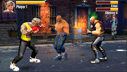 Rage Fight of Streets - Beat Em Up Game 28 screenshots 8