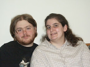Photo: Taken in our first Asheville apartment, Fall 2003.