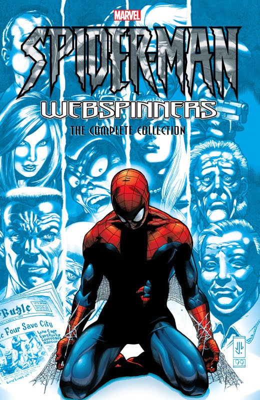 Spider-Man: Webspinners: The Complete Collection (2017)