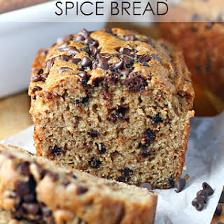 Chocolate Chip Spice Bread.