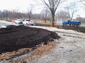 Photo: Topsoil Restoration 11-14-2013
