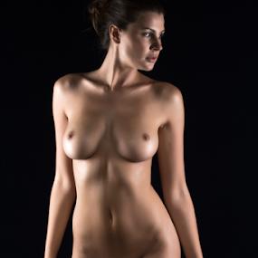 Olga by Riaan Www.rampix.co.uk - Nudes & Boudoir Artistic Nude ( studio, olga kaminska, nude, rampix photography, fine art, @rampix_mk, saracen, #rampix )