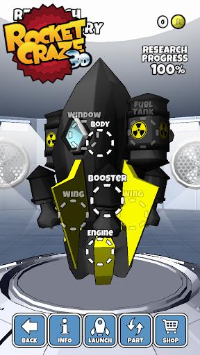 Rocket Craze 3D 1.6.1 screenshots 4